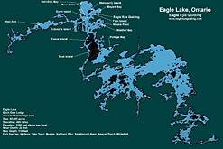 Click to Enlarge Map of Eagle Lake